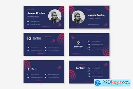 Business Card204