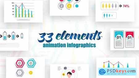 Videohive Infographics vol.12 25593787