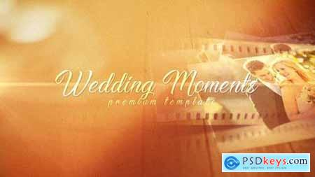 Videohive Wedding Moments 20772508