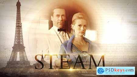 Videohive Steam 19307301
