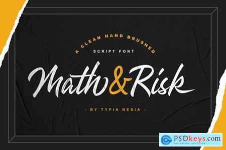 Math & Risk 4477600
