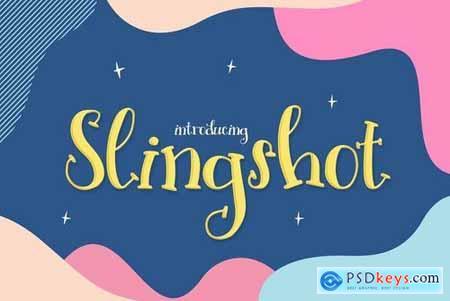 Slingshot Font 4505673