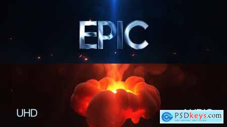 Videohive Fire Reveal 25546196