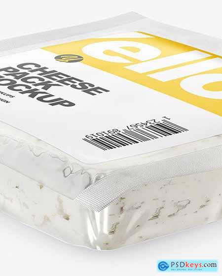 Cheese Pack Mockup 54640