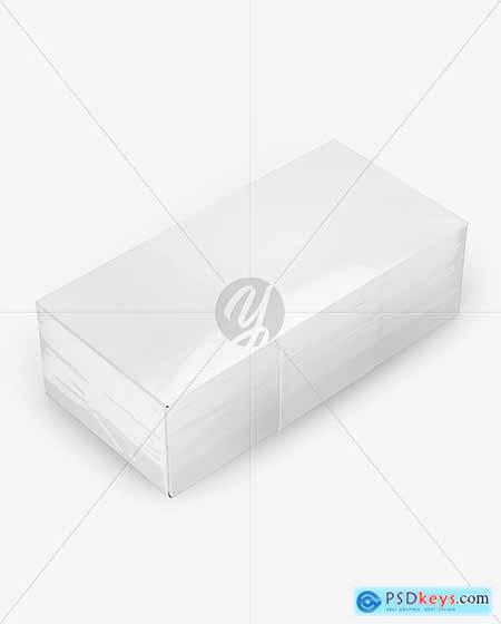 Paper Box Mockup 54679
