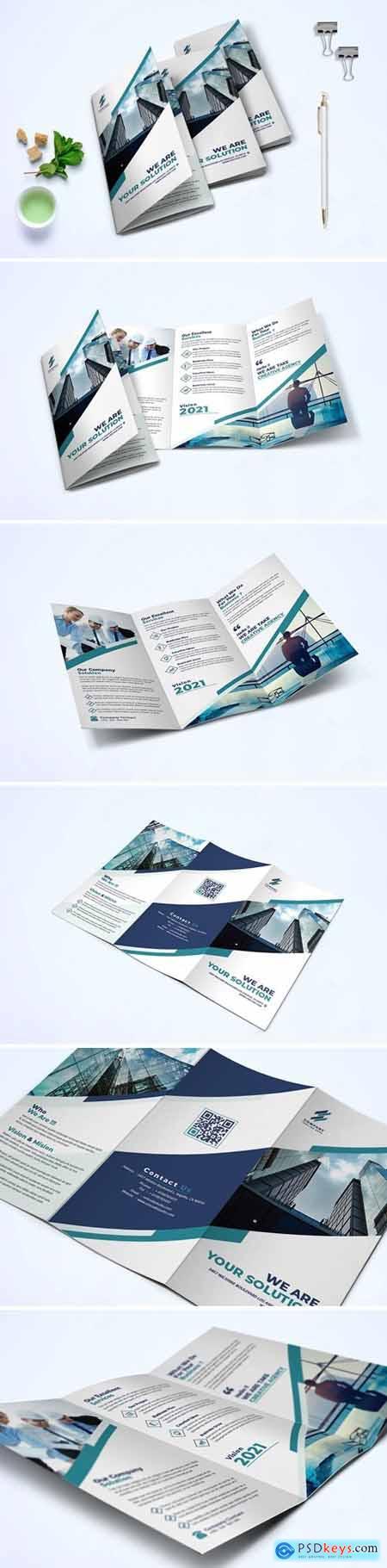 Trifold Business Brochure518 5SSF8U5