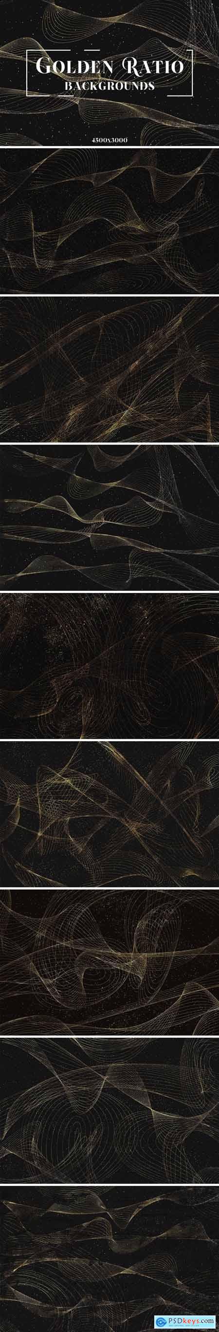 Golden Ratio Backgrounds
