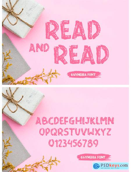 Read and Read Font