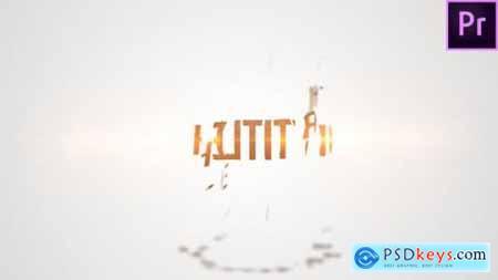 Videohive Rotating Circular Title 23736570