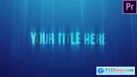 Videohive Underwater Title Reveal 23586191