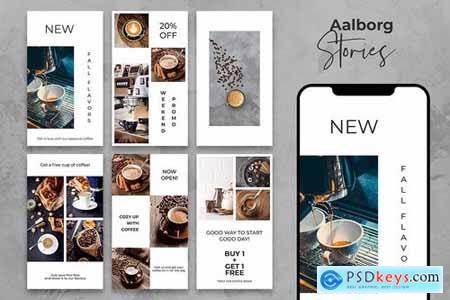 Aalborg Instagram Stories