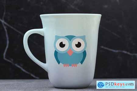 Large Mug Mock Up