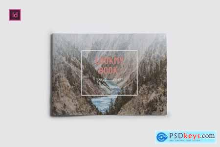 Look my book Brochure Portrait V63