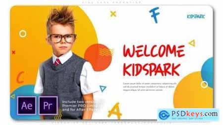 Videohive Kids Park Promotion 25586581