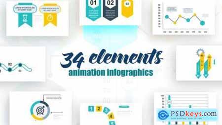 Videohive Infographics vol.16 25615690