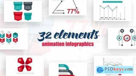 Videohive Infographics vol.15 25615671