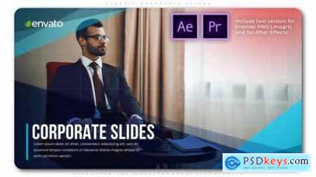 Videohive Classic Corporate Slides 25586554