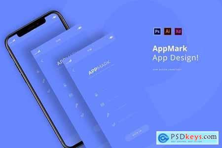 AppMark Login App