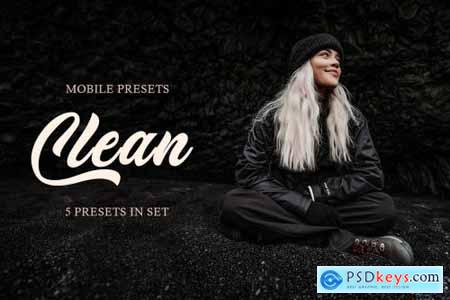 Clean Mobile Presets 4423360