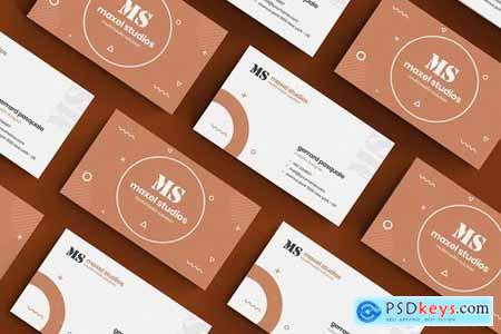 Business Card 2874