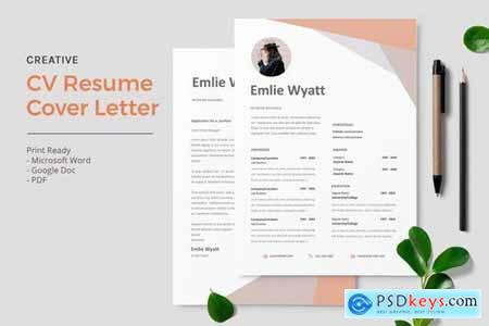 CV Resume Templates Pack