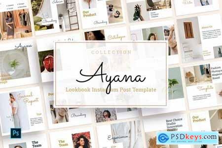 Instagram Post and Templates Pack