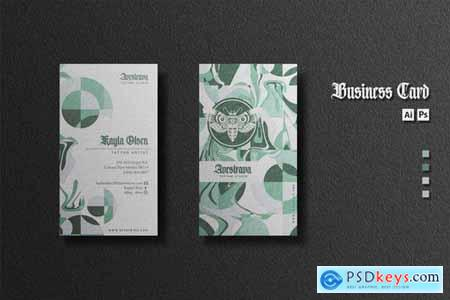 DJ Press Kit Resume Rider Template