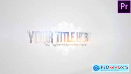 Videohive Quick Clean Bling Title 4 23191176