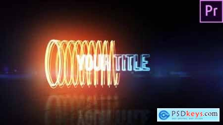 Videohive Inductor Title Reveal 23337112