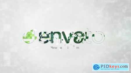 Videohive Clean Digital Logo 11031969