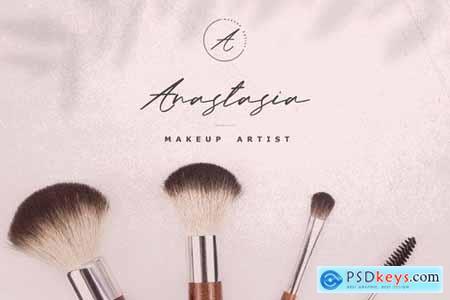 Indegca - The Beauty Brush Font