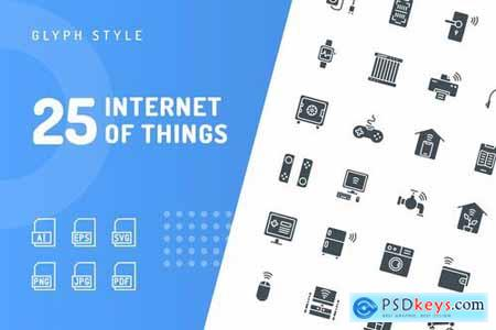 Internet of Things Icons Bundle