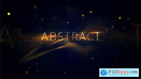 Videohive Abstract Elegant Titles 22944935