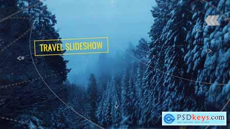 Videohive Travel Parallax Slideshow 25596871