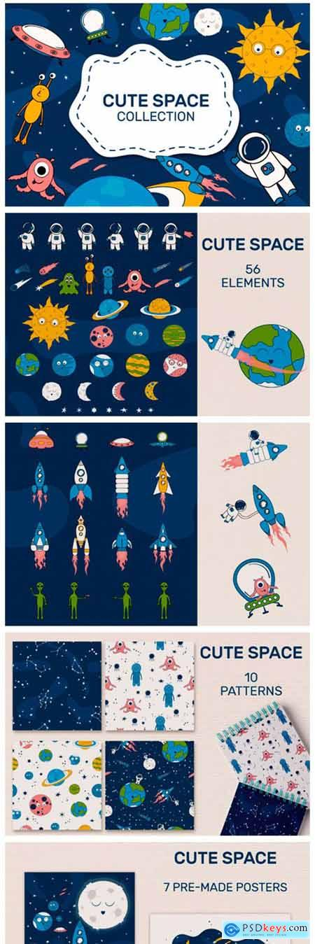 Cute Space Collection 2661930