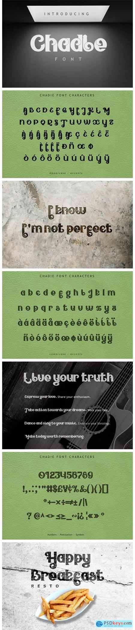Chadie Font