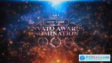 Videohive Awards Cinematic And Luxary Titles 25629648