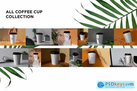 Coffee Cup Mock-Up 3912138