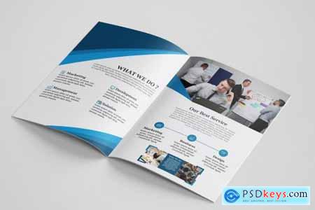 Business Brochure template 4522250