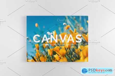 Landscape Canvas Ratio 4x3 Mockup 03 4263643