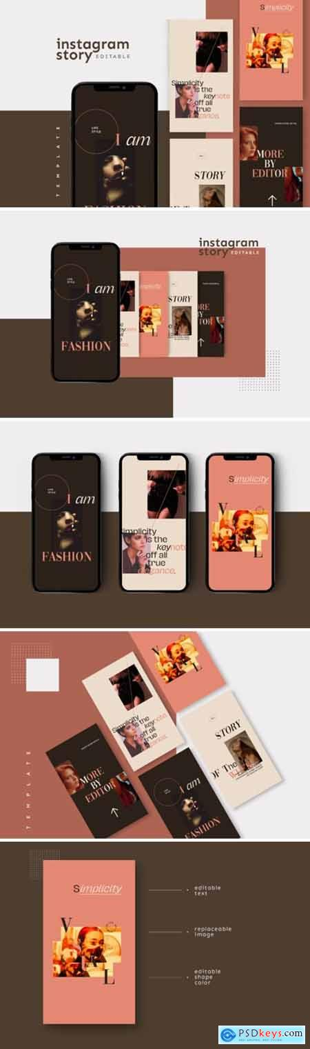 Instagram Story Template 2654447