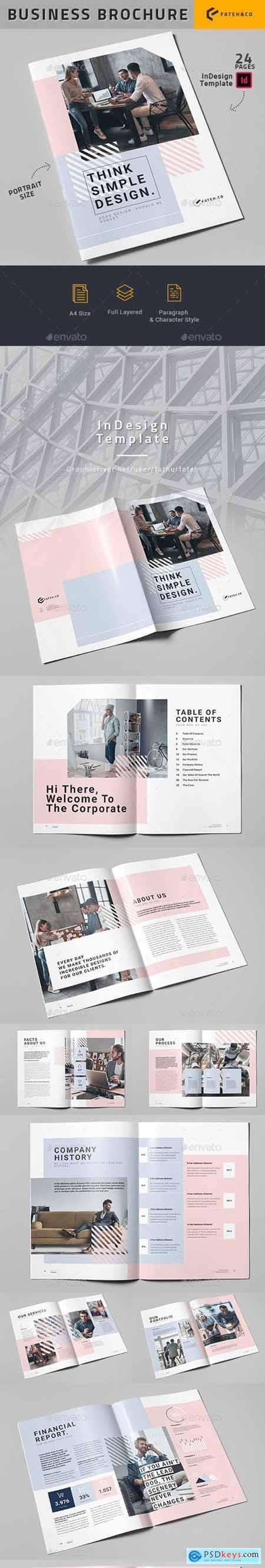 Business Brochure Vol.4 25591806