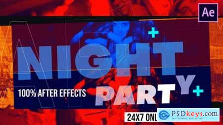 Videohive Music Party v2 25620415