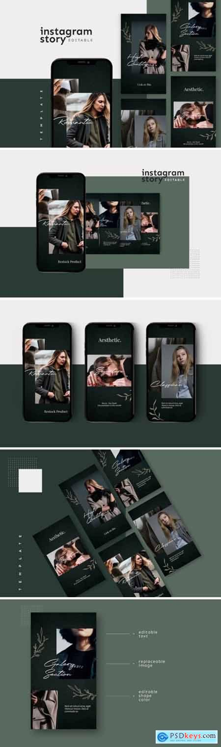 Instagram Story Template 2654174