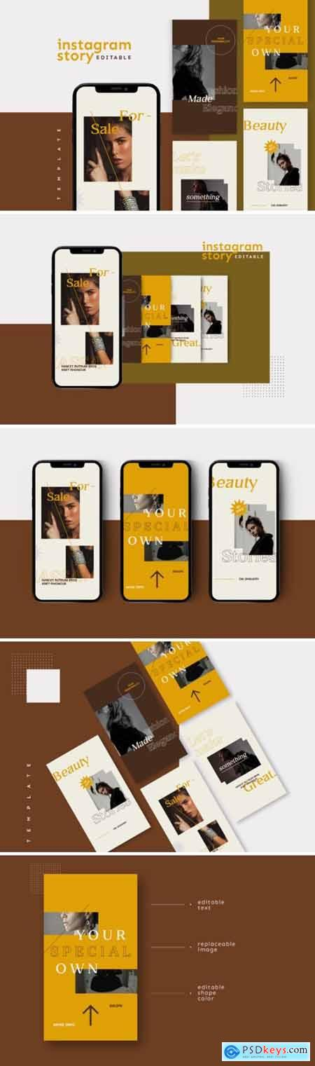Instagram Story Template 2654438