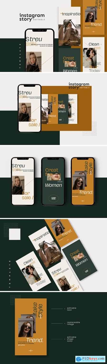 Instagram Story Template 2654238