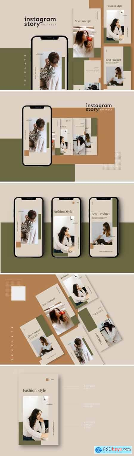 Instagram Story Template 2654155