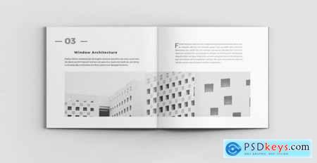 Modern Architecture Brochure