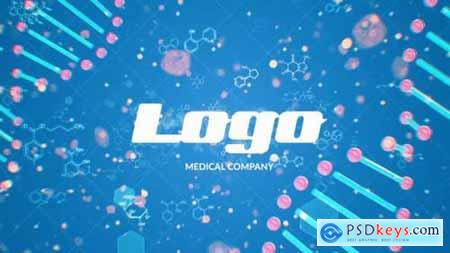 Videohive DNA Logo Reveal 23154500