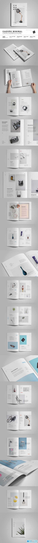 Cagura Minimal Catalog Brochure 25592516